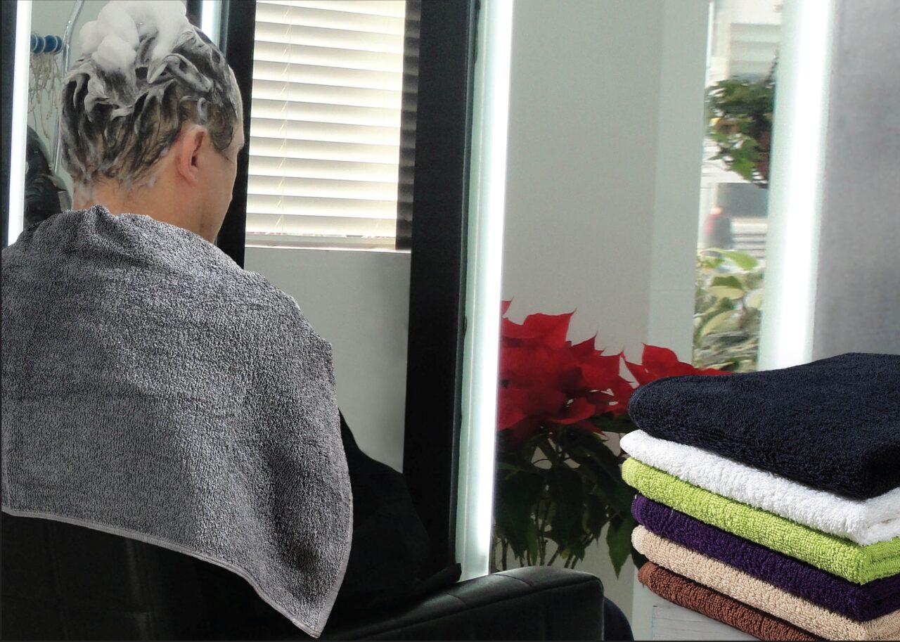 HAIR DRESSING TOWELS